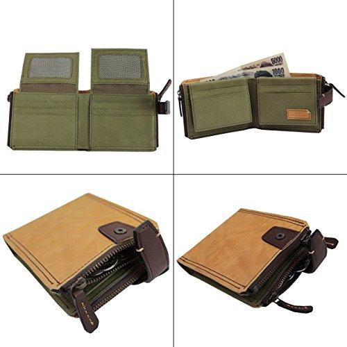 Bi 136654 Black fold Wash Wash wallet AXE Black Bi fold AXE AXE wallet 136654 SOEwCaOx7q