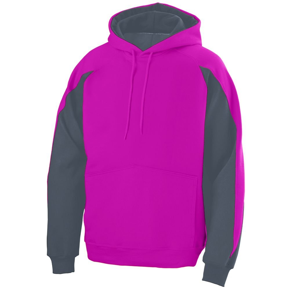 STYLE 5460 VOLT HOODY PINK//GRAPHITE XL