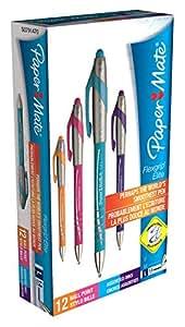 Paper Mate S0791470 - Pack de 12 bolígrafos