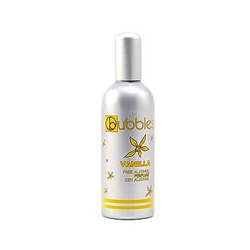 """Bubble s sin alcohol Perros """"de perfume vainilla ..."""