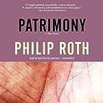 Patrimony: A True Story   Philip Roth