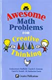 img - for Awesome Math: Problems for Creative Thinking, Grade 6 book / textbook / text book