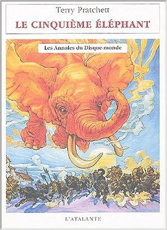 Les annales du disque monde (25) : Le Cinquième éléphant