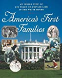 America's First Families, Carl Sferrazza Anthony, 0743203038