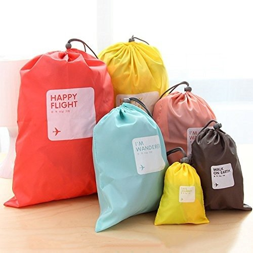 Travel Ditty Bags