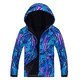 California King Vs King Vs Queen HYIRI Classic Shell Hoodie Outdoor Outfit Assault Coat,Women's Fleece Inside Camouflage Soft