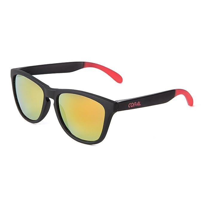 CORAL Sunglasses - PELICANO - Gafas de sol negras y lentes ...