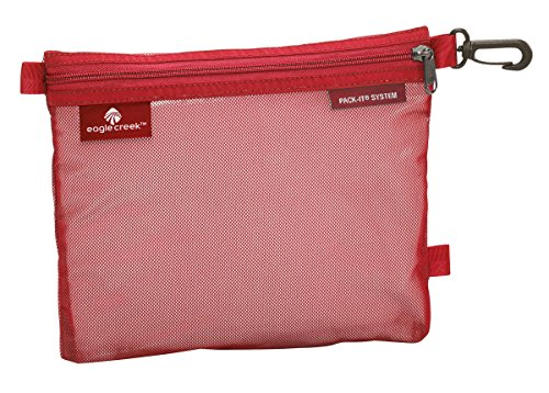 Eagle Creek Travel Gear Luggage Pack-it Sac Medium, Red Fire