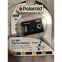 Polaroid CAA-330LC 3.0 MP Digital Camera with 1.5 inch LCD Screen (Blue)