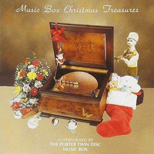 Music Box Christmas Treasures (Holiday Treasure Box)