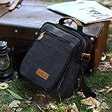 Plambag Canvas Messenger Bag Small Travel School