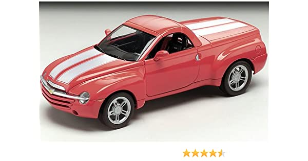 Amazon Com Chevy Ss R Truck Car Model Toys Games