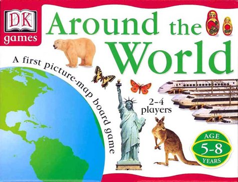 how to play around the world board game