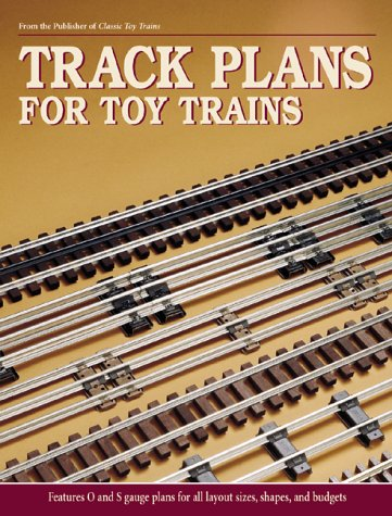Track Plans for Toy Trains