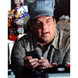 Entertainment Extreme Sports Steve Schirripa Conductor Hat 8x10 Photo