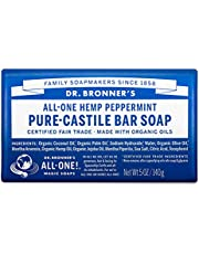 Dr Bronners Dr Bronners Barsoap Pepermunt