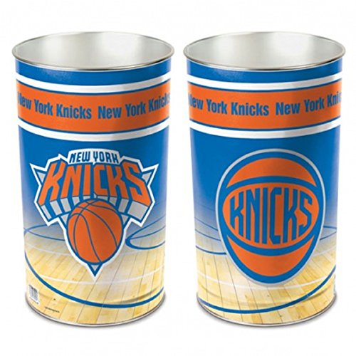 Knicks WinCraft NBA Wastebasket ( sz. One Size Fits All, Knicks ) by WINCRAFT, INCORPORATED