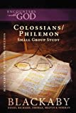 Colossians/Philemon, Henry Blackaby and Richard Blackaby, 1418526495