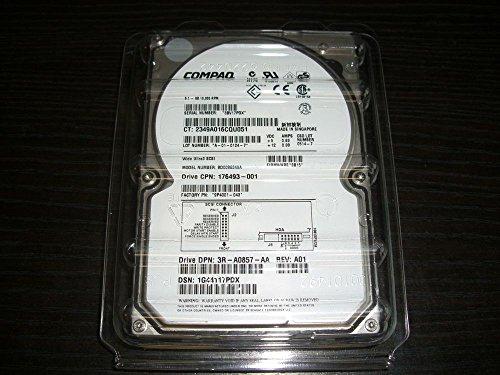 Compaq Drive Disk 001 (COMPAQ 176493-001 COMPAQ 9GB DISK DRIVE)