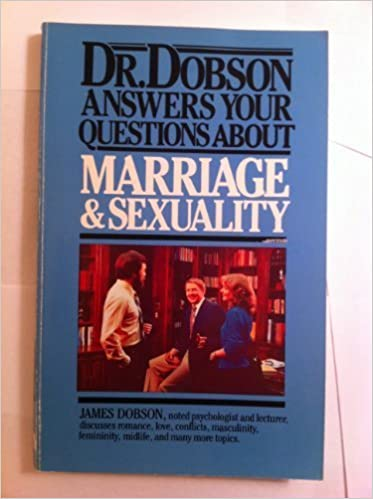 Dr james dobson sexuality