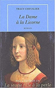 "Afficher ""La Dame à la licorne"""