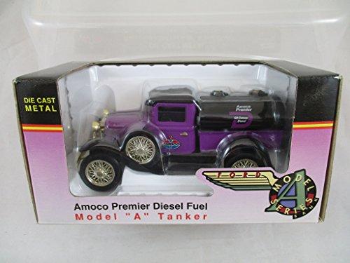 Amoco Premier Diesel Fuel Ford Model A Tanker Truck Amoco Premier
