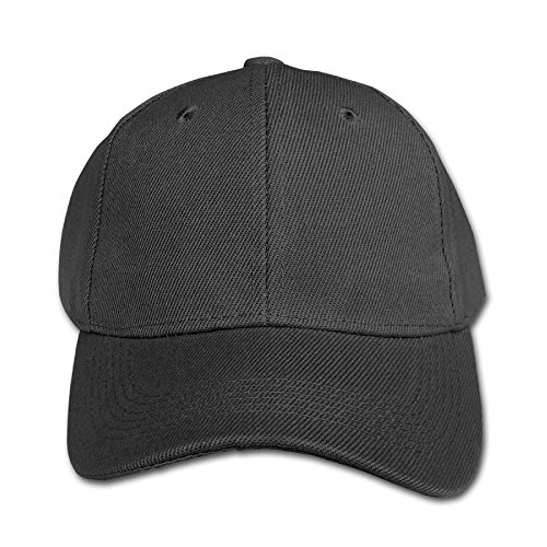Elephant AN Halloween Moon Fly Witch Hat Pure Color Baseball Cap Cotton Adjustable Kid Boys Girls Hat ()