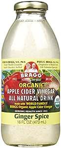 Amazon.com : Bragg Organic Apple Cider Vinegar - Ginger