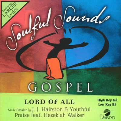 UPC 614187472828, Lord Of All [Accompaniment/Performance Track]