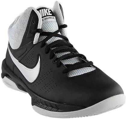 Nike Air Visi Pro VI Womens Basketball Shoes, Metallic
