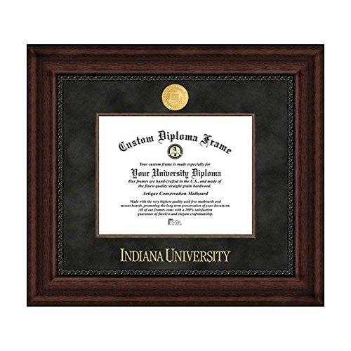 Campus Images NCAA Indiana Executive Diploma Frame by Campus Images