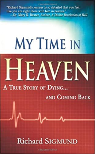 Image result for my time in heaven richard sigmund