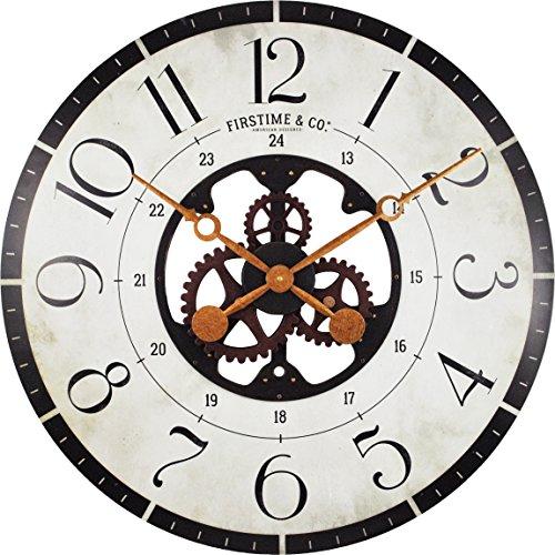 Carlisle Gears Wall Clock