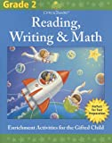 Gifted and Talented: Grade 2 Reading, Writing and Math (Flash Kids Gifted and Talented), Flash Kids Editors, 141149556X