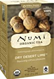 Traditionally harvested and dried in the hot desert sun, this rare Arabian dried lime has been drunk for centuries. It has a distinct, tart citrus flavor and is an oasis of health. Numi is a labor of love by a brother and sister. She is the a...