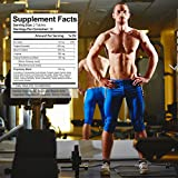 - 51NELSUn8ML - All Natural Male Enhancement Energy Boosting Formula With L-Arginine, Maca Root, Tongkat Ali & Ginseng To Improve Performance, Energy, Stamina For Pre Workout, 60 capsules