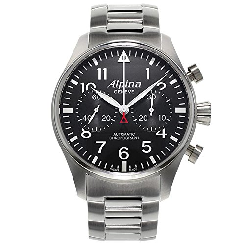 Alpina Aviation Mens Watch AL-860B4S6B