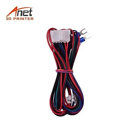 Aibecy Cable de lecho caliente de Anet(20AWG) Cable de línea de ...