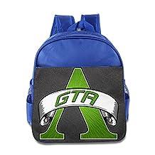 GTA V Grand Theft Auto Five Logo Children Size Large RoyalBlue Shoulder Bag