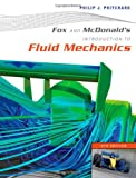 Fox and McDonald's Introduction to Fluid Mechanics 8th Edition
