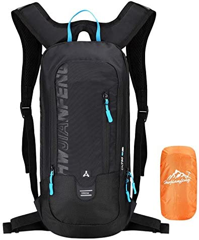 Arvano Cycling Backpack Biking Rucksack Breathable Hydration Pack Lightweight Ski Rucksack Gear for Running Biking Skiing