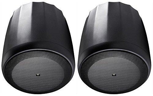 (JBL C65P/T | Compact Full Range Pendant Speaker BLACK (pair))