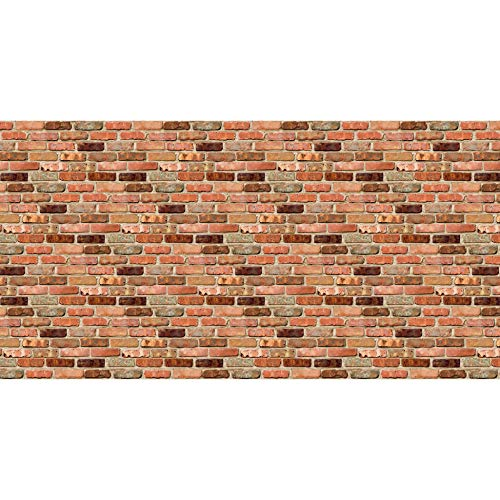 (Fadeless PAC57465 Bulletin Board Art Paper, Reclaimed Brick, 48
