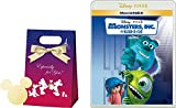 [Early Purchase bonus of] Monsters, Inc movienex Limited Gift Back with [Blu-ray]