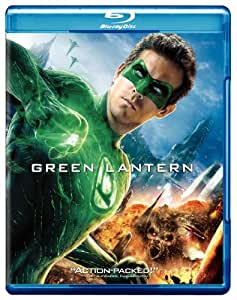 Green Lantern (Movie-Only Edition + UltraViolet Digital Copy) [Blu-ray]