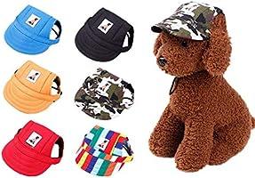 CHY Accesorios para mascotas Lovelypet Pet Gorras para perros ...