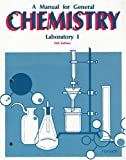 A Manual for General Chemistry Laboratory I (2045 L), Horvath, James C., 0898922151