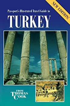 Passport's Illustrated Travel Guide to Turkey 0844248185 Book Cover