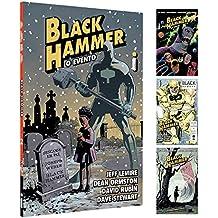 Black Hammer 2: O Evento + Pôsters