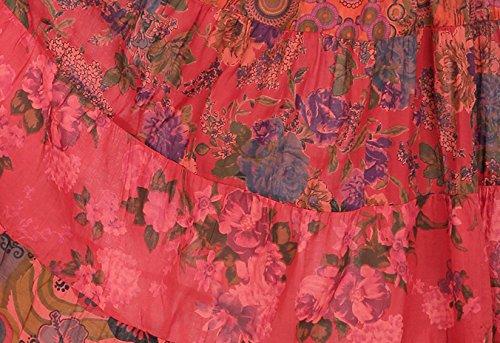 Women Party Hippie Dress Cotton designer Short Skirt Summer Beach Skirt Indian Dress Aakriti Gallery